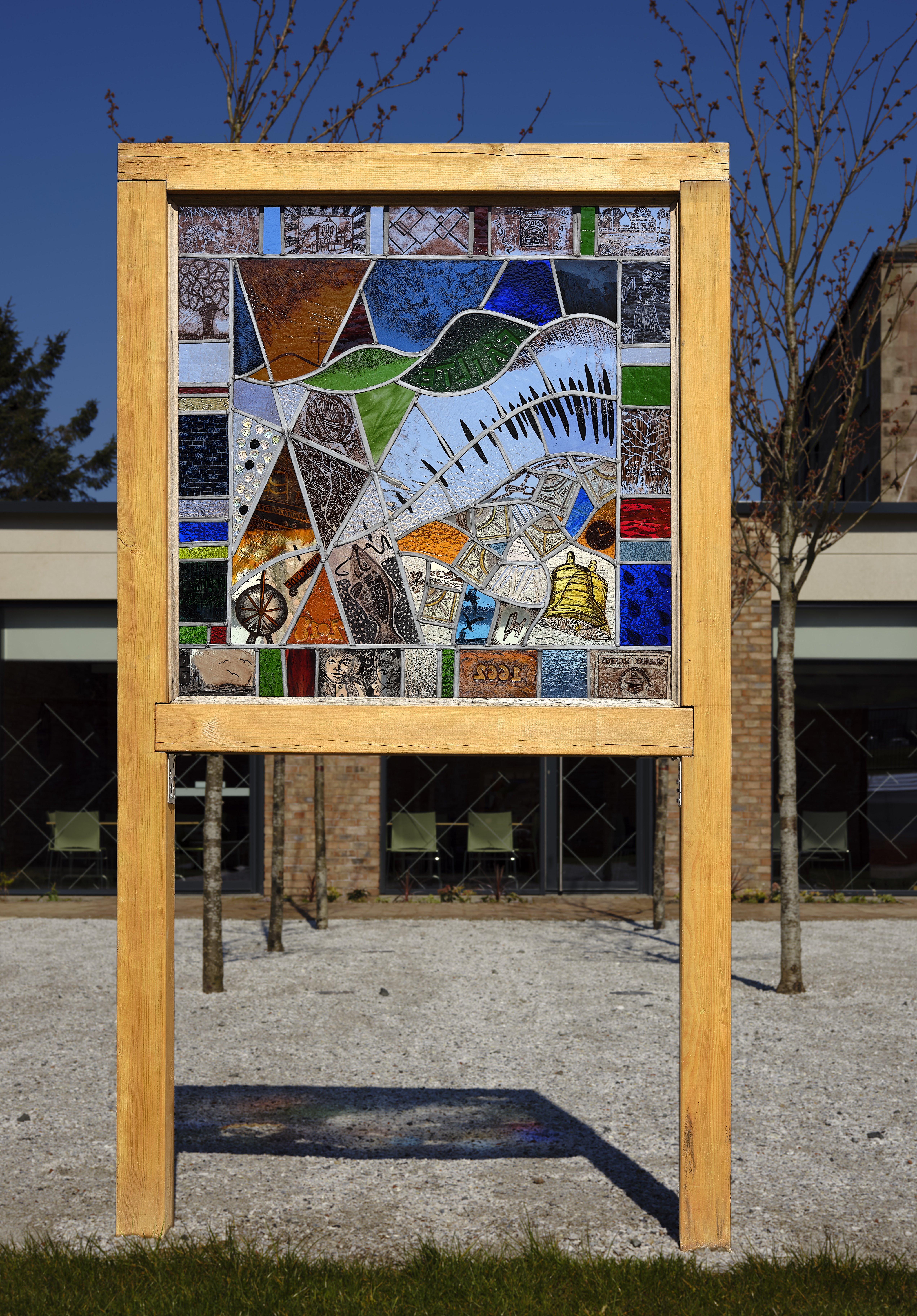 Community Arts Stained Glass